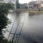 nastražený rybářský prut (1)