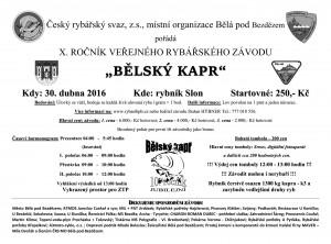 Plakát BK 10 ročník