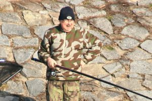 7 Jeden z prvních rybářů